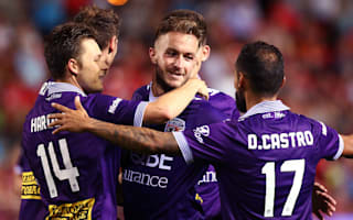 Castro at the double as Perth batter sorry Adelaide