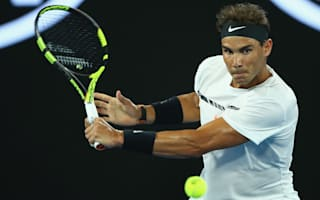 Nadal sweeps Baghdatis aside in straight sets