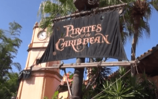 British tourist loses fingertips on ride at Disney World