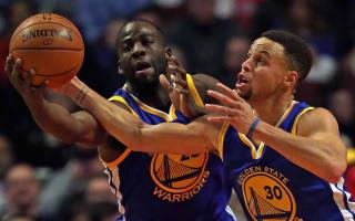 Warriors prove gap between west and east, Raptors win again