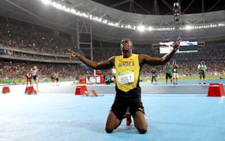 Bolt proud of 'greatest' tag