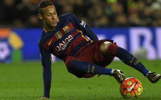 Luis Enrique standing firm ahead of Neymar talks