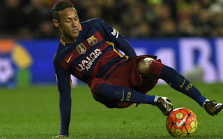 Luis Enrique standing firm ahead of Neymar talks