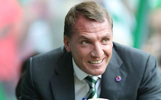 Rodgers looks forward to 'iconic' Old Firm clash
