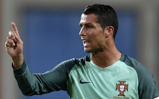 Santos: Portugal ready for heightened Ronaldo security