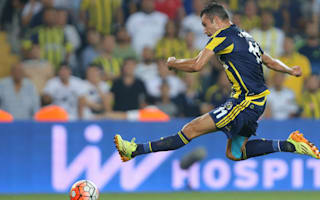 Van Persie frustrated with Fenerbahce situation