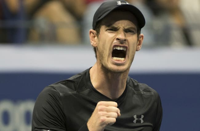 Murray eases into US Open second round