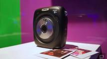 Instax Square SQ10 de Fujifilm es la 'cámara Instagram' de la vida real
