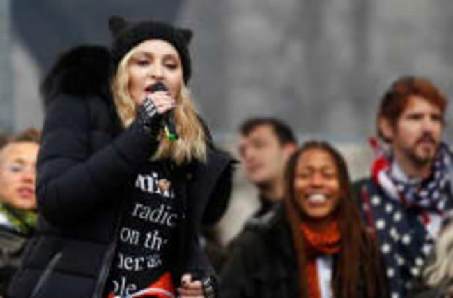 Madonna a le droit à un bopic... et ça ne lui plaît pas