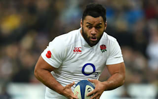 England star Vunipola named Player of the Year