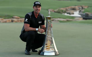 Race to Dubai champion Stenson revels in career-best year