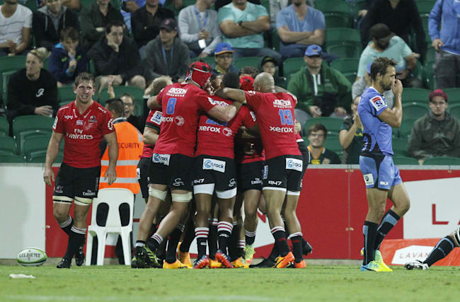 Lions maintain fine form, Chiefs pushed by Sunwolves