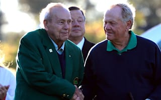 Nicklaus: Palmer more than a golfer - he was an icon, a legend