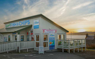 Shetland chip shop named the best in the UK
