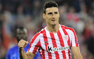 Five-star Aduriz lauds Athletic team-mates