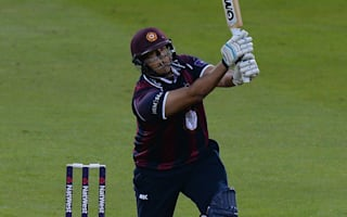 Kleinveldt carnage but Northants just fall short in chase of 446