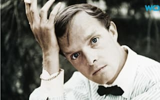 Truman Capote's ashes to go under the hammer