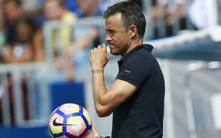 Luis Enrique celebrates Barca's risk-reward at Leganes
