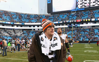 Manziel released by Cleveland Browns
