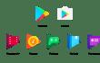Ve acostumbrándote a los nuevos iconos de los servicios de Google
