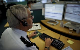Learner driver calls 999 to report tardy instructor