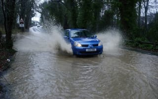 Winter washout causes Christmas chaos