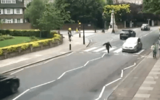 Woman hit by car on iconic Abbey Road crossing (video)