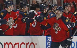 Panthers extend winning run, Blue Jackets stun Stars