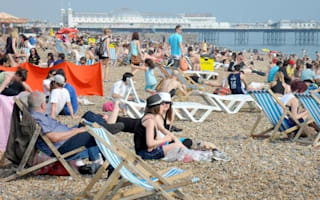 Sun set to sizzle for Diamond Jubilee weekend