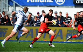 Saracens seal top spot, Irish set for the drop
