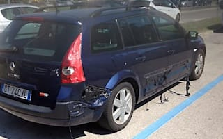 Italian heatwave melts unlucky Renault