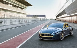 Aston Martin reveals exclusive 'N' addition to V8 Vantage range
