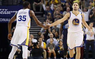 Warriors have room to grow, warns Thompson
