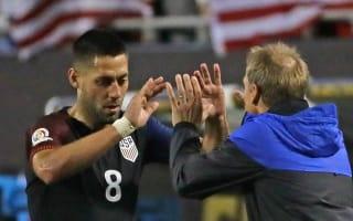 United States v Ecuador: Klinsmann backs his side's depth