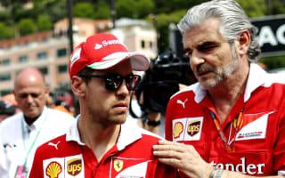 Ferrari still working hard to close Mercedes gap - Arrivabene