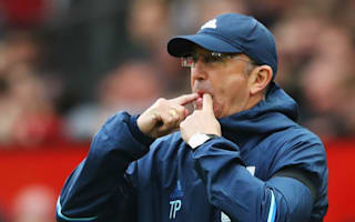 Pulis eyeing 'five or six' signings despite West Brom's impressive season