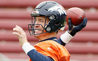 Broncos notebook: Manning hopes Goff can break rookie record