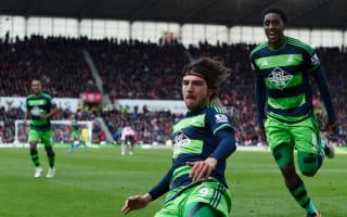 Paloschi leaves Swansea for Atalanta