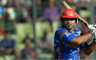 Naib heroics seal series win for Afghanistan
