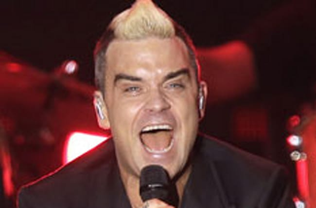 Robbie Williams set for job on this year's X Factor
