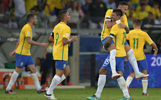 Cafu: Resurgent Brazil can challenge world's best
