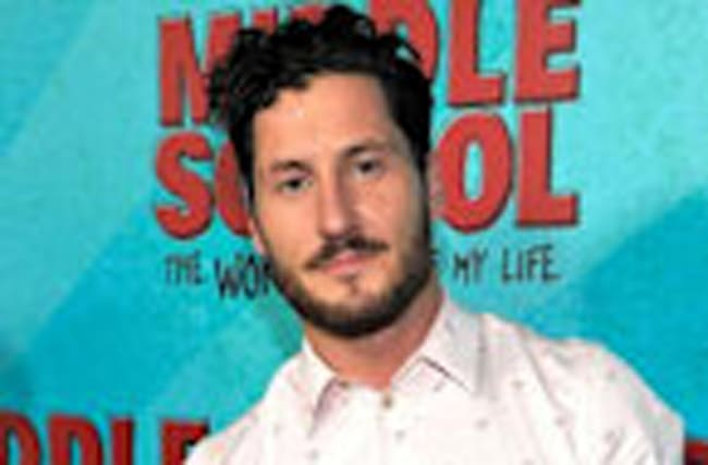 Val Chmerkovskiy Addresses Rumors He's Dating Amber Rose