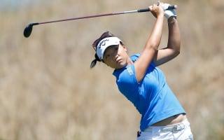 Ko grabs lead at U.S. Open