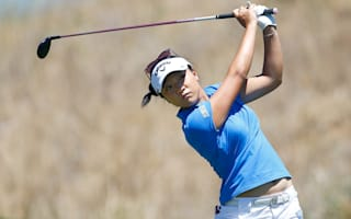 Ko grabs lead at U.S. Open
