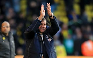 Allardyce: Two points dropped for Palace