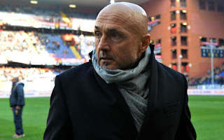 Spalletti not interested in Europa League favourites tag