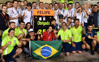 Massa proud of ninth place in career finale