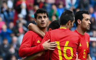 Morata fully focused on Euro 2016 as transfer talk intensifies