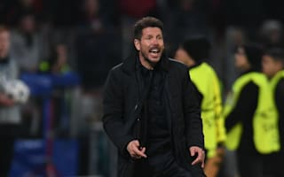 Simeone all smiles after Atletico dismantle Leverkusen