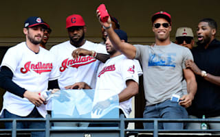 Cavs move ring ceremony so Cleveland fans can watch Indians